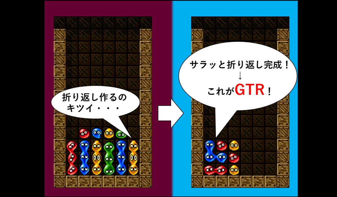 Gtr と は ぷよぷよ